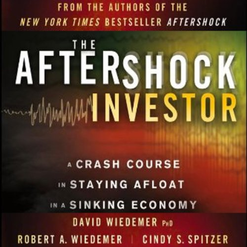 The Aftershock Investor audiobook cover art