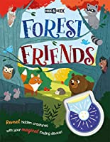 Hide-and-Seek Forest Friends