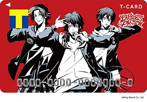 Tカード(ヒプノシスマイク・Buster Bros!!!デザイン) / Tポイントカード