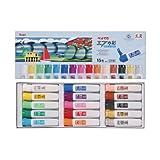 ぺんてる 絵の具 エフ水彩 WFC2-15 ポリチューブ入り 15色