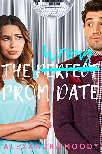 Book Cover for The Wrong Prom Date