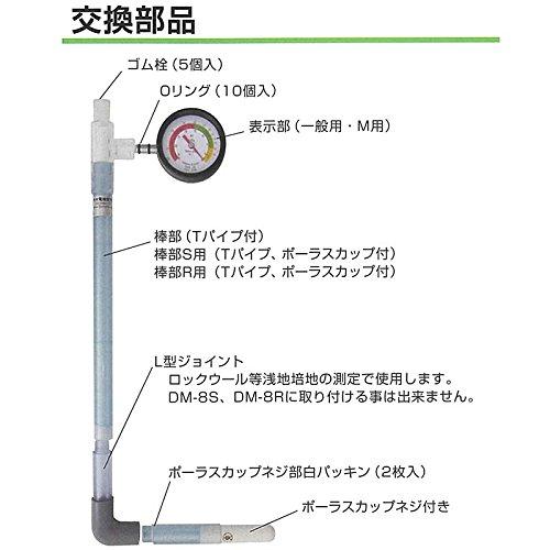 竹村電機製作所『土壌水分測定器テンションメーター(DM-8)』