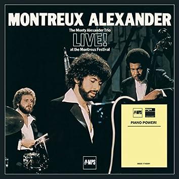 Montreux Alexander - The Monty Alexander Trio Live at the Montreux Festival