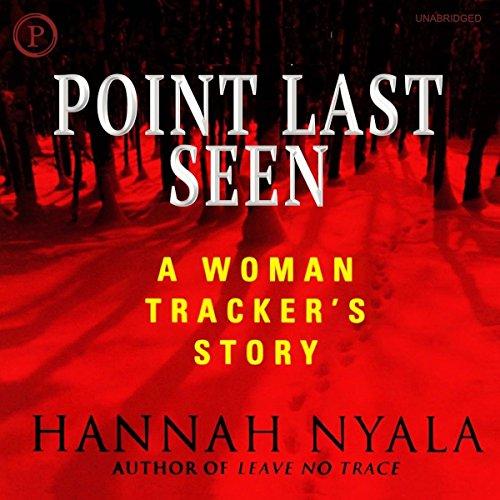Point Last Seen audiobook cover art