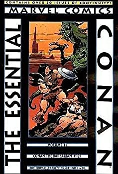 Essential Conan the Barbarian, Vol. 1 - Book  of the Essential Marvel