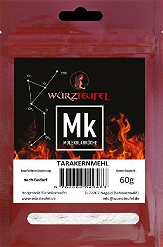 Tarakernmehl, Tara Gum E 417, Peruanisches Johannisbrotkernmehl, pflanzliches Verdickungsmittel. 2 Beutel je 50g. (100g.)