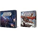 Fantasy Flight Games Eldritch Horror, Talla única (FFEH01) + montañas de la Locura, Juego de Mesa (Edge Entertainment EH03)