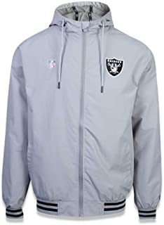JAQUETA WINDBREAK OAKLAND RAIDERS NFL NEW ERA