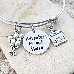 9 Unique Disney Gifts from Amazon Handmade featured by top Disney blogger, Marcie in Mommyland: Disney charm bracelet