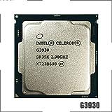 Intel Celeron G3930 2.9 GHz Dual-Core Dual-Thread CPU Processor 2M 51W LGA 1151