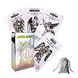 Angel Tarot Tarjetas con Bolsa De Velvet,Angel Tarot Cards