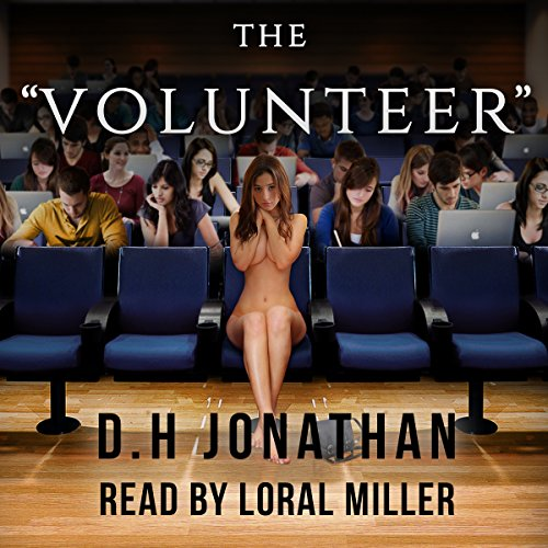"The ""Volunteer"" audiobook cover art"