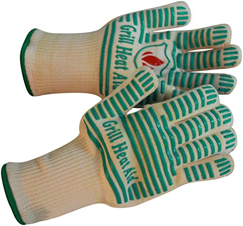 grill gloves by heat aid