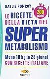 Photo Gallery le ricette della dieta del supermetabolismo