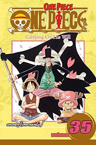 Manga One Piece 2021: Volume 35 (English Edition)