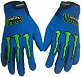 AlexVyan Mon Imported Full Finger Running Gloves Fitness Riding Biking Outdoor Gloves Protective