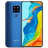 CUBOT P30 4G Ultra Dünn Dual SIM Smartphone ohne Vertrag, 6.3