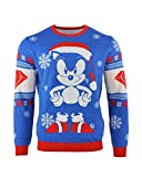 Sonic the Hedgehog Weihnachtspullover