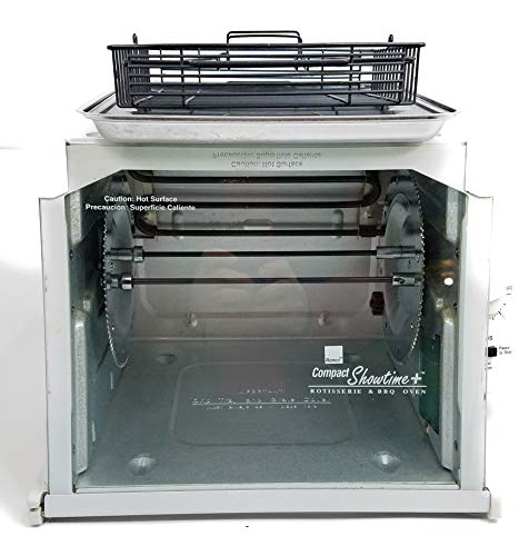 Showtime Rotisserie 3000T Compact - Deluxe Package