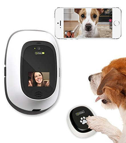 PetChatz HD/PawCall Bundle: Digital Daycare 2-Way Premium Audio/HD Video pet Treat Camera (Discontinued by Manufacturer)