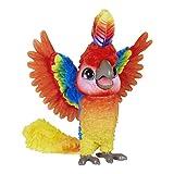 Fur Real - sprechender Papagei, englische Sprachausgabe, ab 4 Jahren