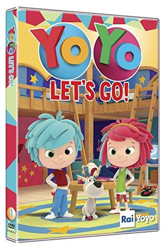 Yo Yo Let S Go #01 (2 Dvd) (Eps 01-16)
