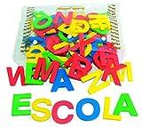 Alfabeto Móvel Em E.V.A. 72 Letras 5cm De Altura - Jottplay