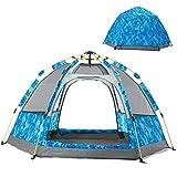 Buyall 2 Man Pup Up Camping-Zelt, automatisches Wasserdicht Backpacking Zelt, Dome Leichtes 4...