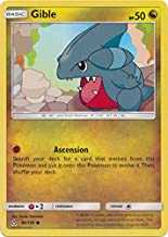 Gible - 96/156 - Common - Sun & Moon: Ultra Prism