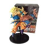 Carácter De Dragon Ball Shockwave Sun Wukong Figura De Acción De Juguete Muñeca Colección...