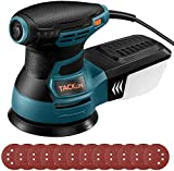 <span class='highlight'><span class='highlight'>TACKLIFE</span></span> Random Orbit Sander 13,000 RPM, 5-Inch Electric Sander with 6 Variable Speed, High Performance Dust Collection System, 12 Pcs Sandpapers, Blue, Sander for Woodworking PRS01AS