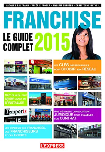 Franchise le guide complet 2015 PDF Books