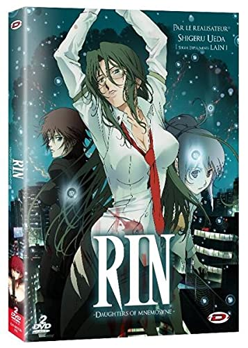 Rin : Daughters of Mnemosyne-L'intégrale