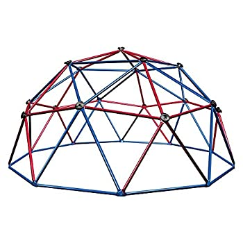 Lifetime Geometric Dome Climber Play Center  Primary Colors  60-Inch