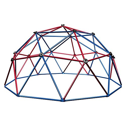Lifetime Geometric Dome Climber Play Center (Primary Colors), 60-Inch