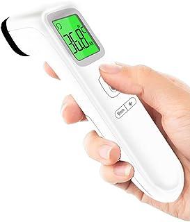 Termómetro Frente 3 en 1 Termómetro Digital Medición