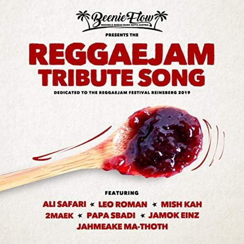 Beenie Flow feat. Ali Safari, Leo Roman, Mish Kah, 2maek, Papa Sbadi, Jamok Einz & Jahmeake Ma-Thoth