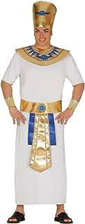 FIESTAS GUIRCA Adulto faraón Egipcio de Vestuario