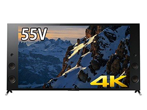 ソニー SONY 55V型  テレビ ブラビア KJ-55X9350D 4K対応   (2016年モデル)