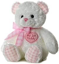 ebba Plush Pink My First Teddy Bear, 14