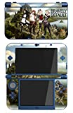 Bravely Default Game Skin for The Nintendo New 3DS XL Console