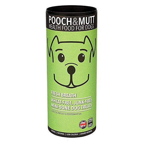 Pooch and Mutt calma e rilassato mini-bone Dog Treats, Pack of 3