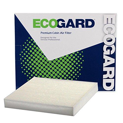 ECOGARD XC35519 Premium Cabin Air Filter Fits Acura MDX 2007-2020, TL 2004-2014, RDX 2007-2018, TSX 2004-2014, TLX 2015-2020, ILX 2013-2019, RL 2005-2012, RLX 2014-2020, ZDX 2010-2013