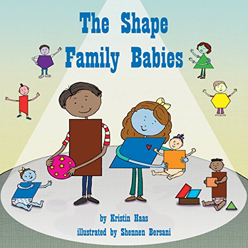 The Shape Family Babies copertina