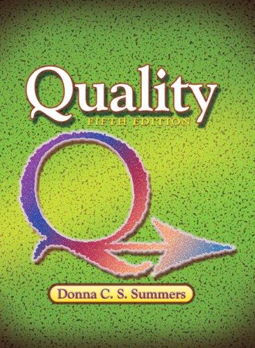 Quality (5th Edition)