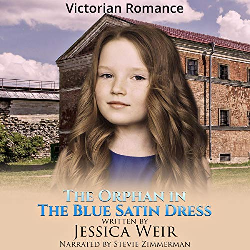 The Orphan in the Blue Satin Dress cover art