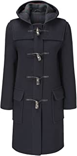 Original Montgomery Womens Duffle Coat -- Navy Size 18