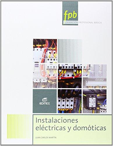 Instalaciones eléctricas y domóticas (Formación Profesional Básica)