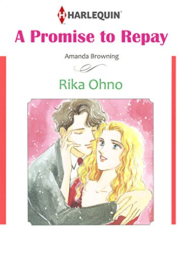 A Promise to Repay: Harlequin comics (English Edition)
