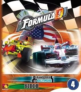 Formula D: Exp 4 Baltimore / Buddh